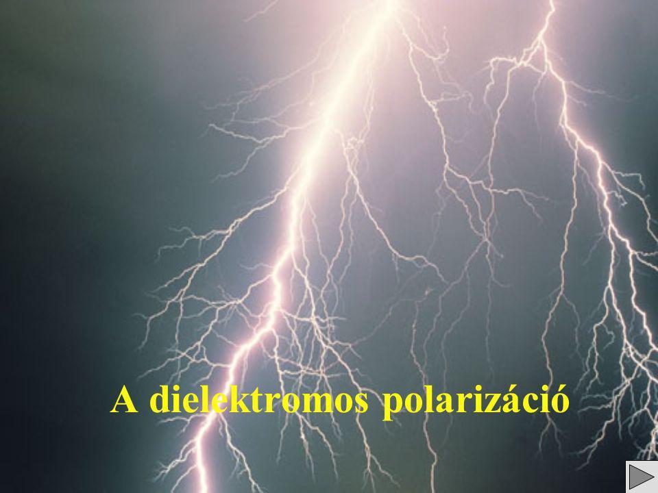 A dielektromos polarizáció