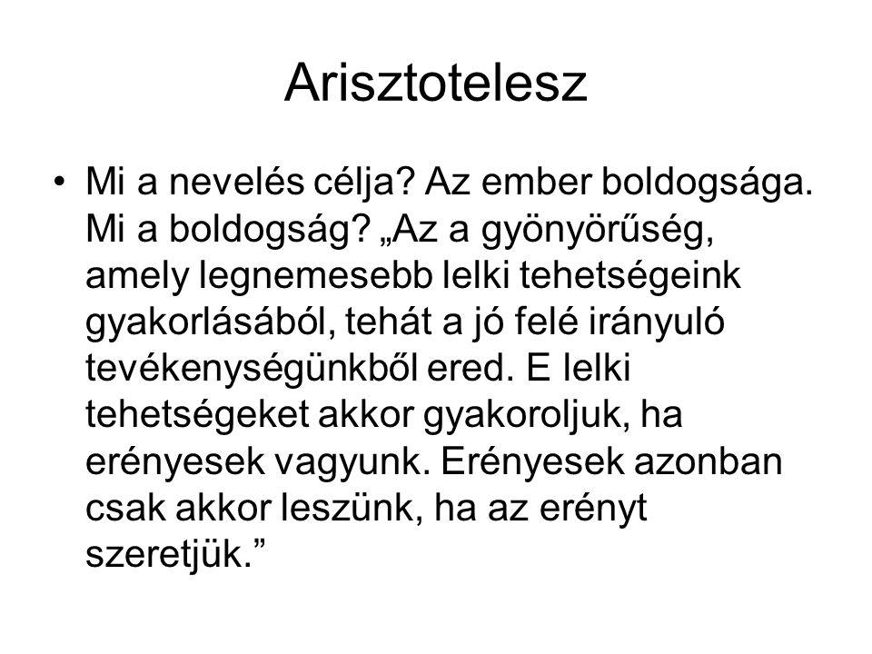 Arisztotelesz