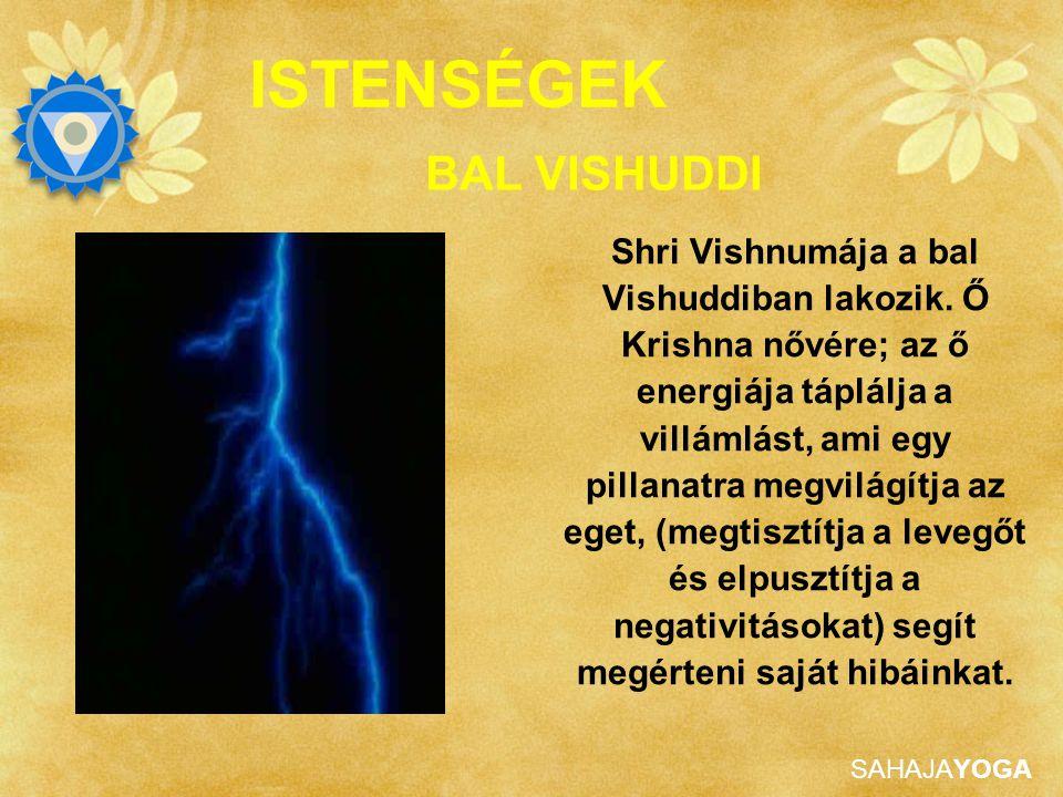 ISTENSÉGEK BAL VISHUDDI
