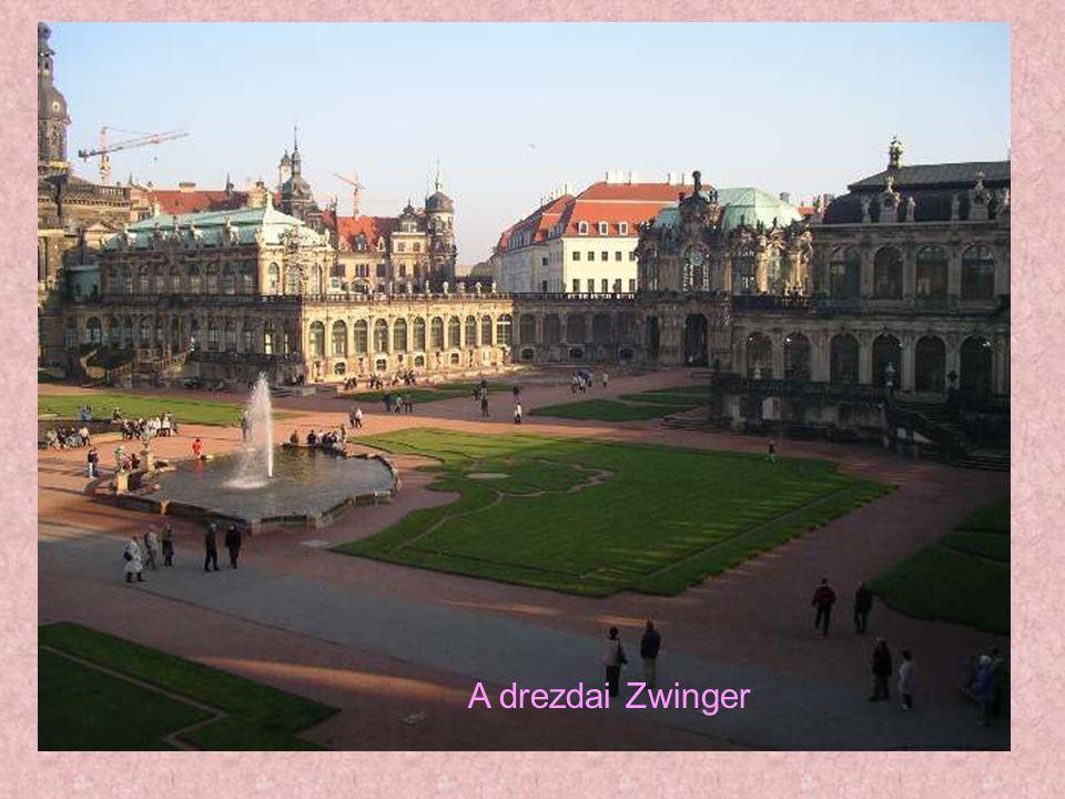 A drezdai Zwinger