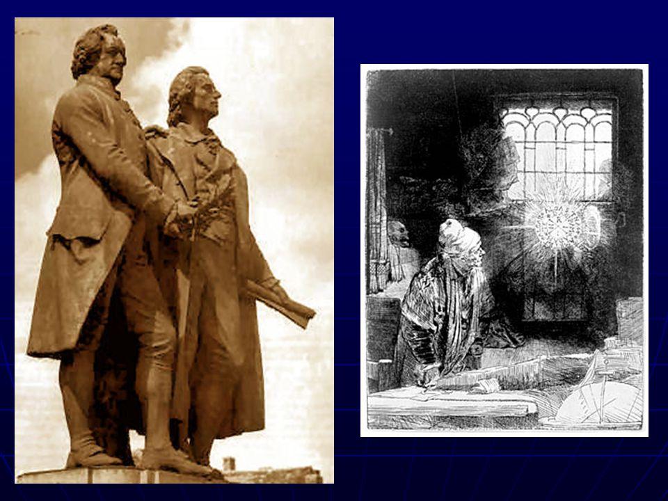 Goethe és Schiller (Emlékmű Weimarban)