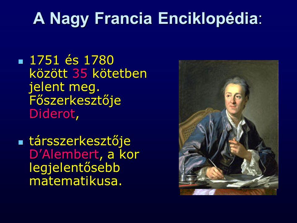 A Nagy Francia Enciklopédia:
