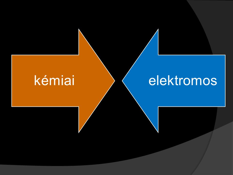kémiai elektromos