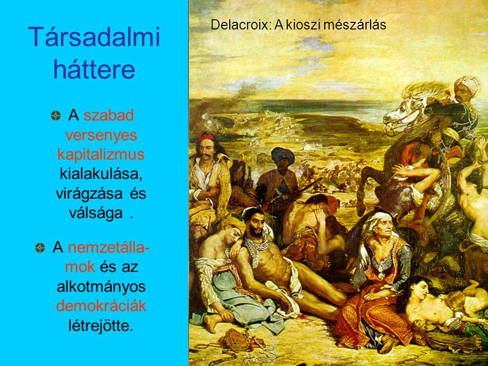 Delacroix: A kioszi mészárlás