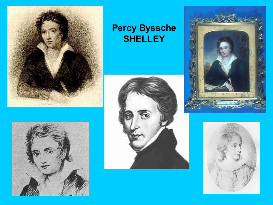 Percy Byssche SHELLEY