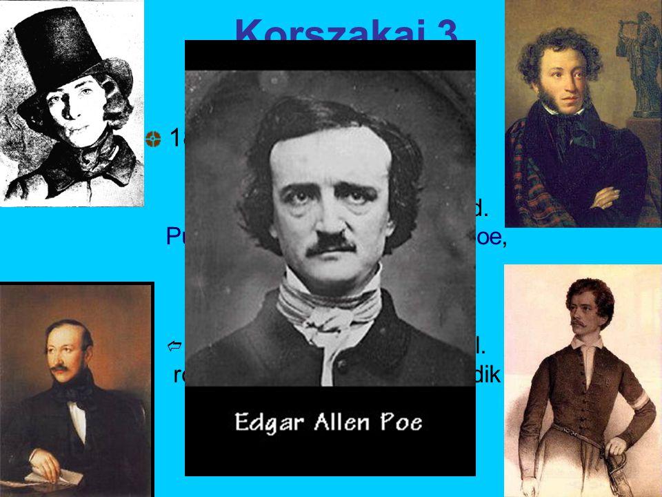 Korszakai 3. 1830–50.: a nagyromantika