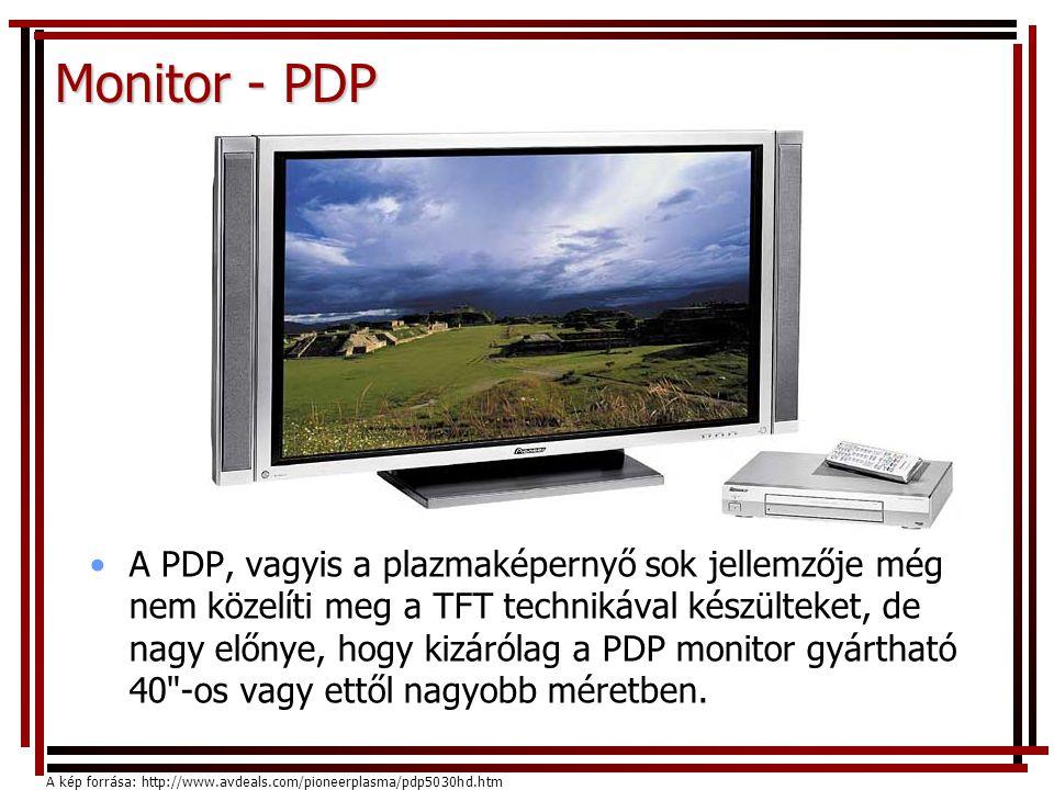 Monitor - PDP