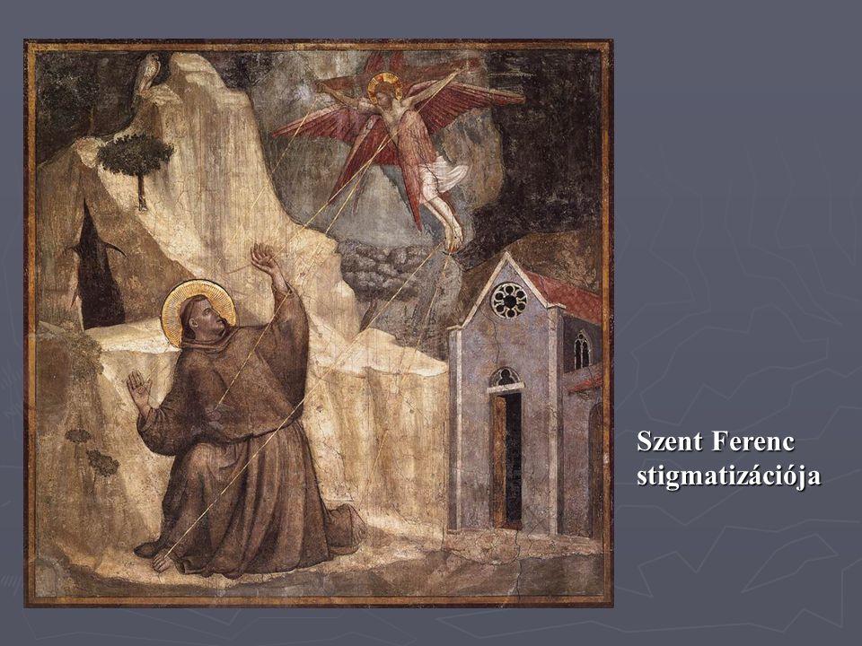 Szent Ferenc stigmatizációja
