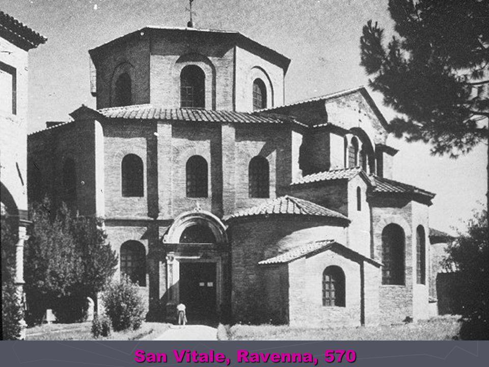 San Vitale, Ravenna, 570