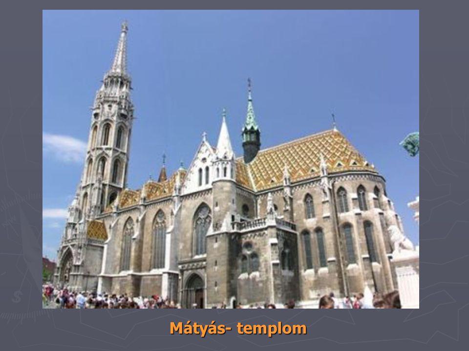 Mátyás- templom