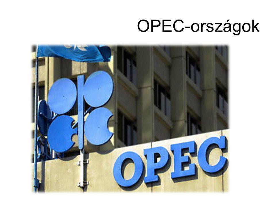 OPEC-országok