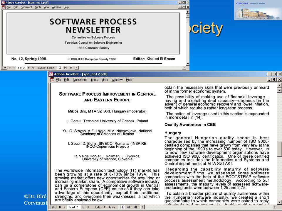 IEEE Computer Society publikáció
