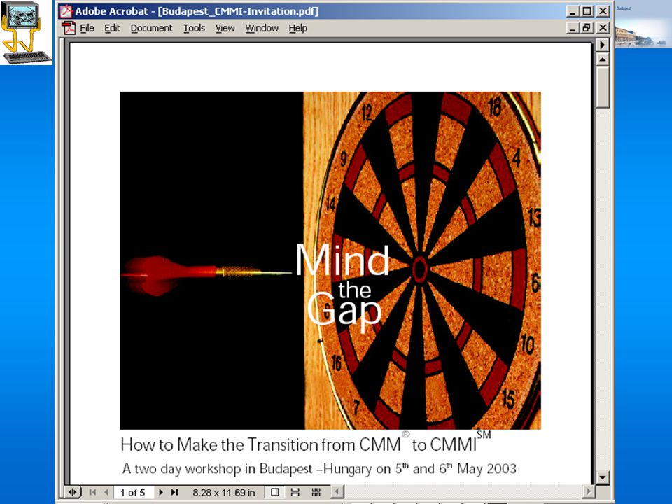 Transition from CMM to CMMI
