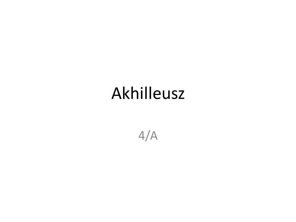 Akhilleusz 4/A