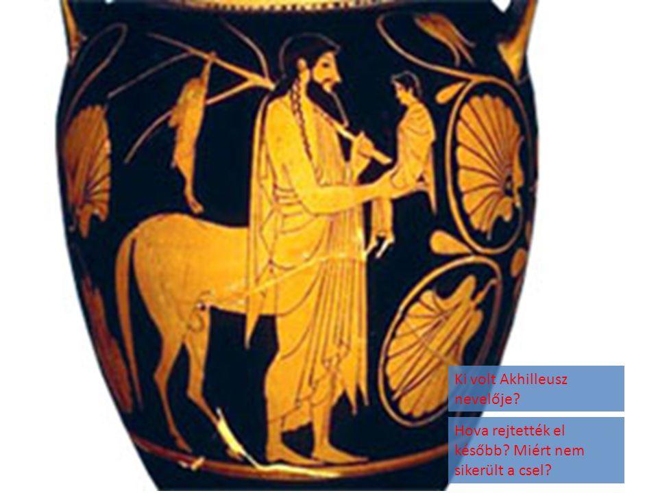 Ki volt Akhilleusz nevelője