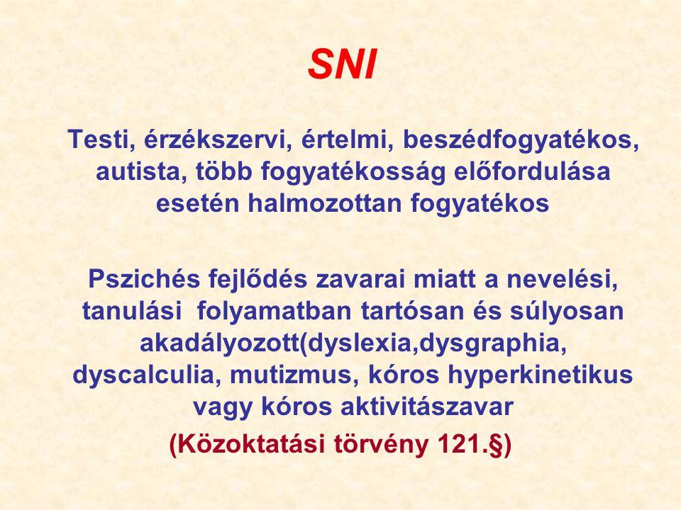 (Közoktatási törvény 121.§)