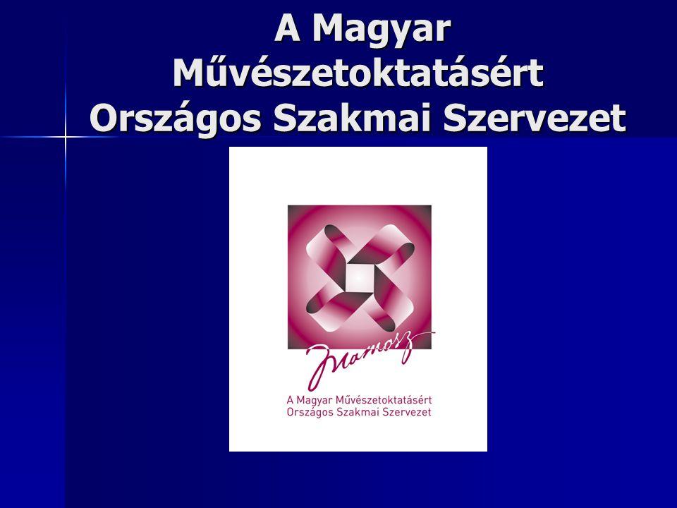 A Magyar Művészetoktatásért Országos Szakmai Szervezet