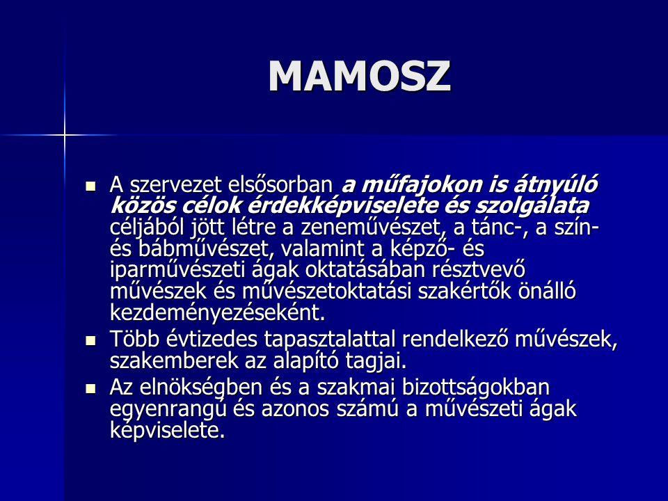 MAMOSZ