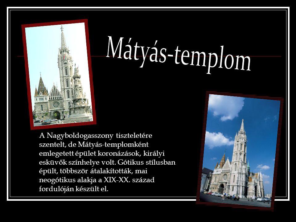 Mátyás-templom