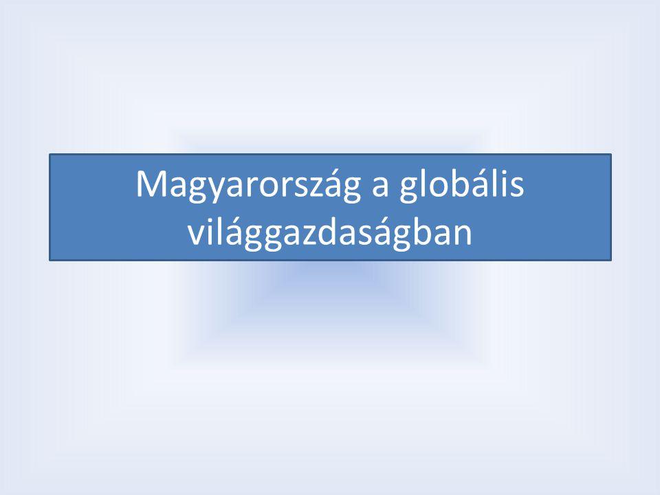 Magyarország a globális világgazdaságban