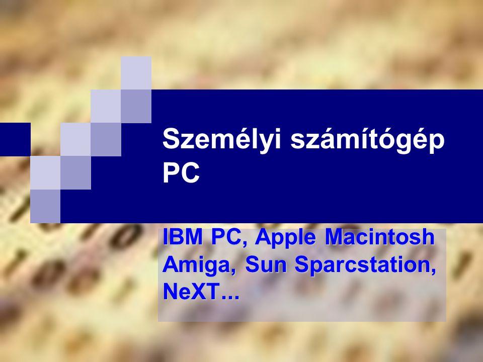 Személyi számítógép PC