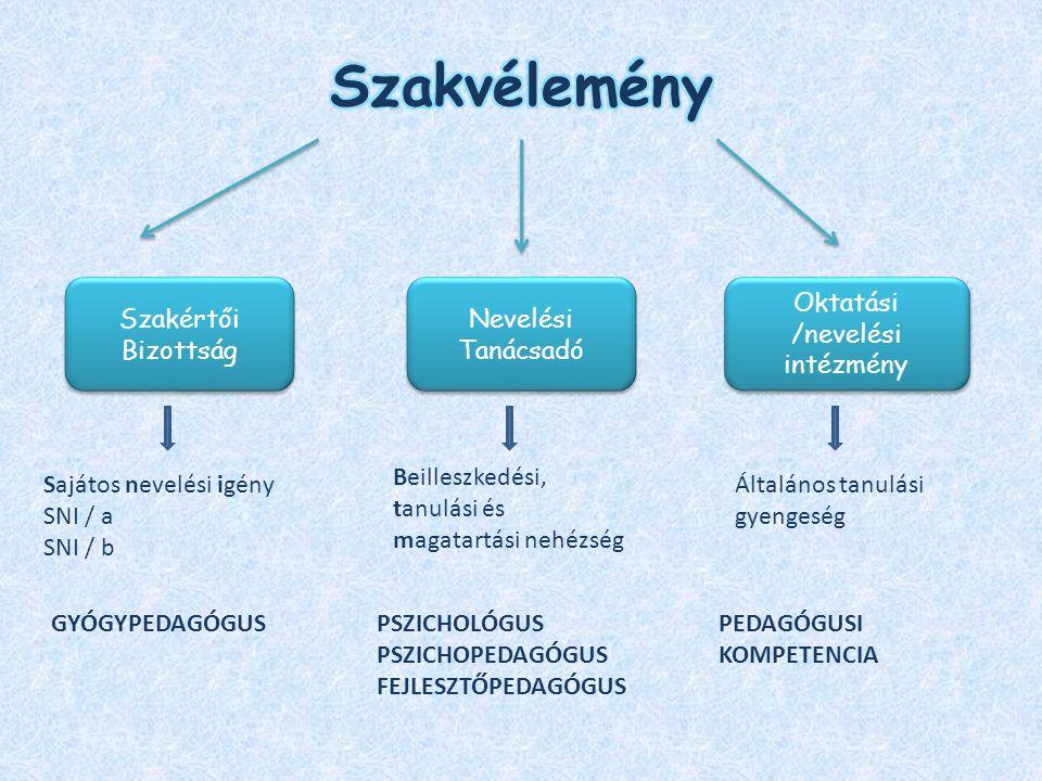 Oktatási /nevelési intézmény