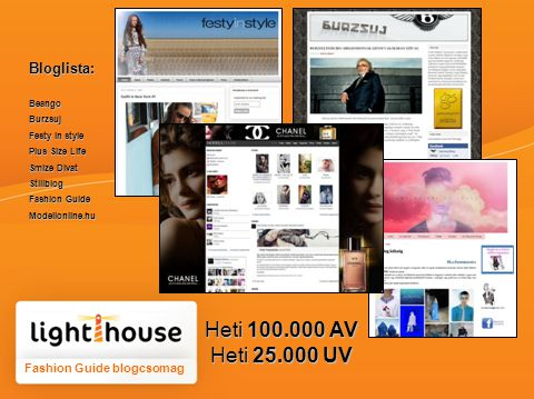 Fashion Guide blogcsomag