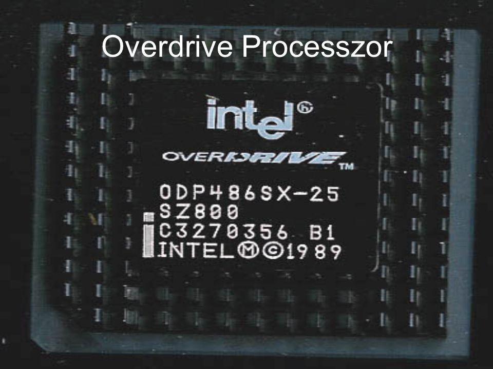 Overdrive Processzor
