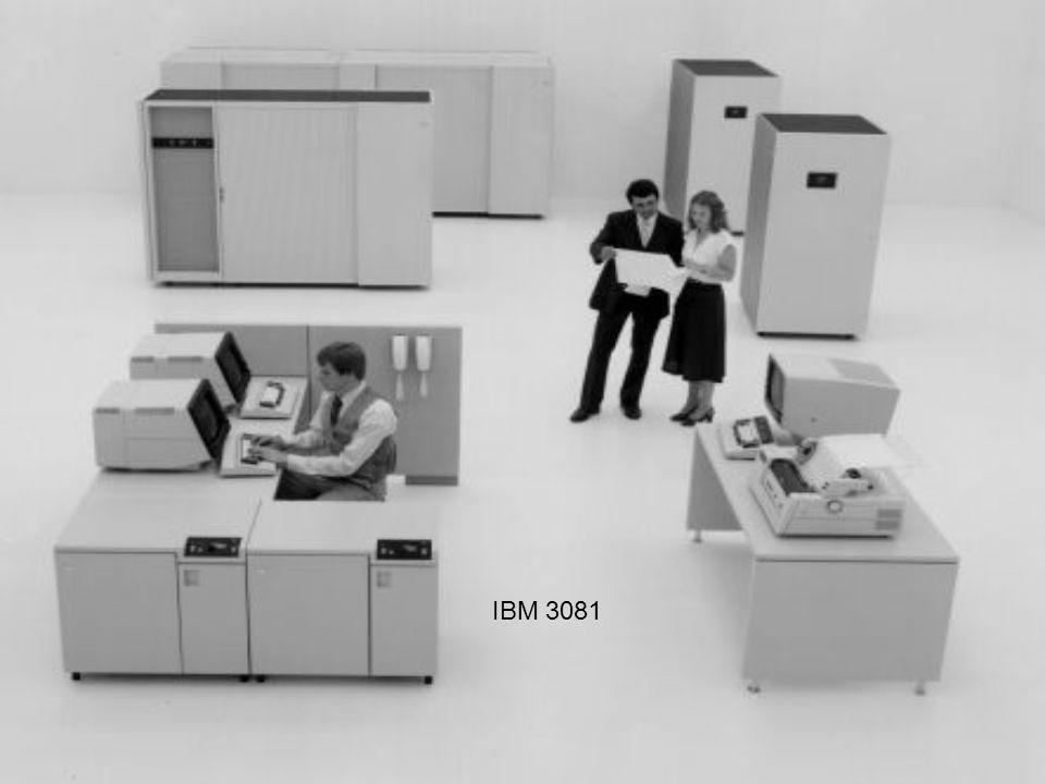 IBM 3081
