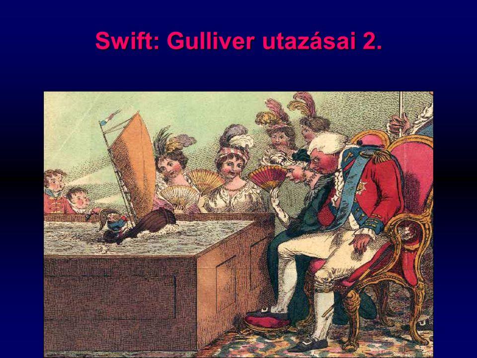 Swift: Gulliver utazásai 2.