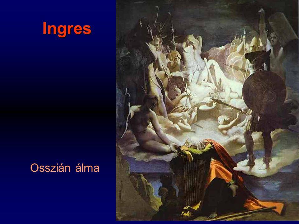 Ingres Osszián álma