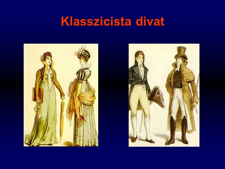 Klasszicista divat