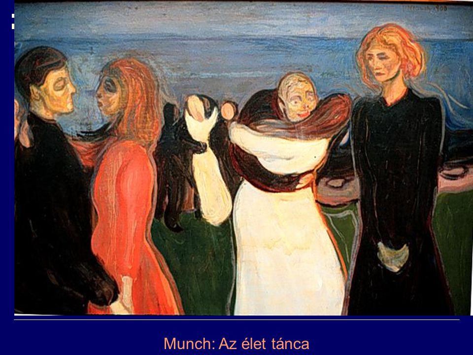 Munch: Az élet tánca