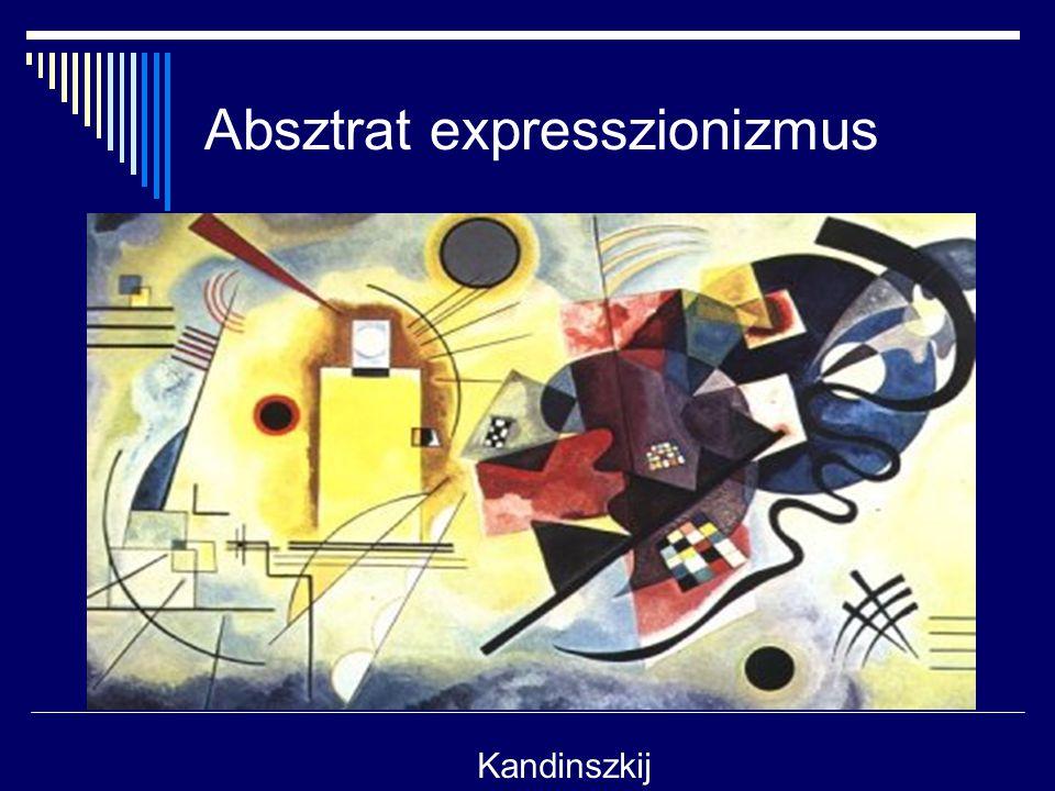 Absztrat expresszionizmus