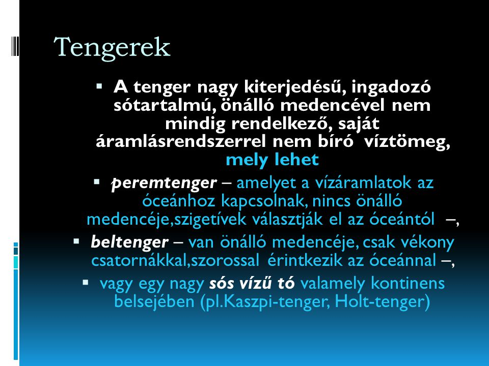 Tengerek