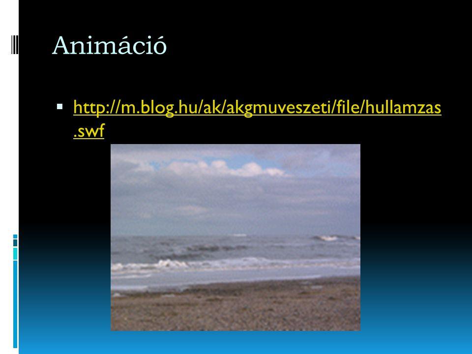Animáció http://m.blog.hu/ak/akgmuveszeti/file/hullamzas .swf