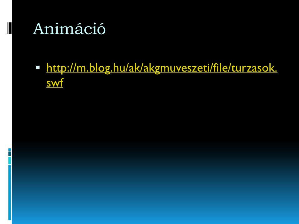 Animáció http://m.blog.hu/ak/akgmuveszeti/file/turzasok. swf