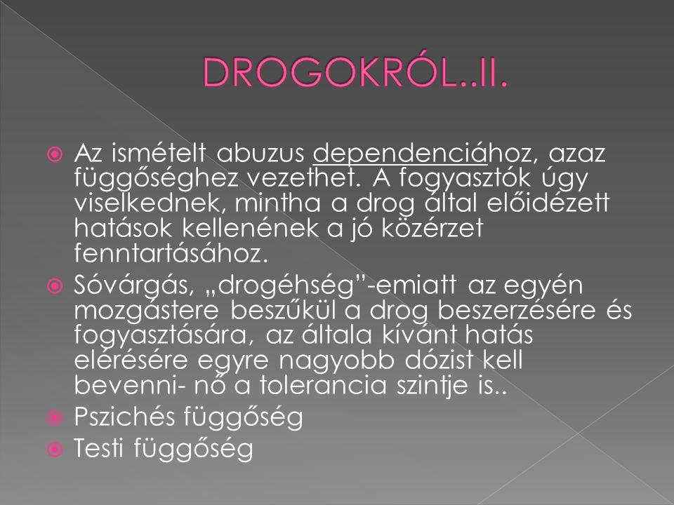 DROGOKRÓL..II.