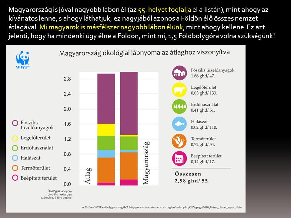 Magyarország is jóval nagyobb lábon él (az 55