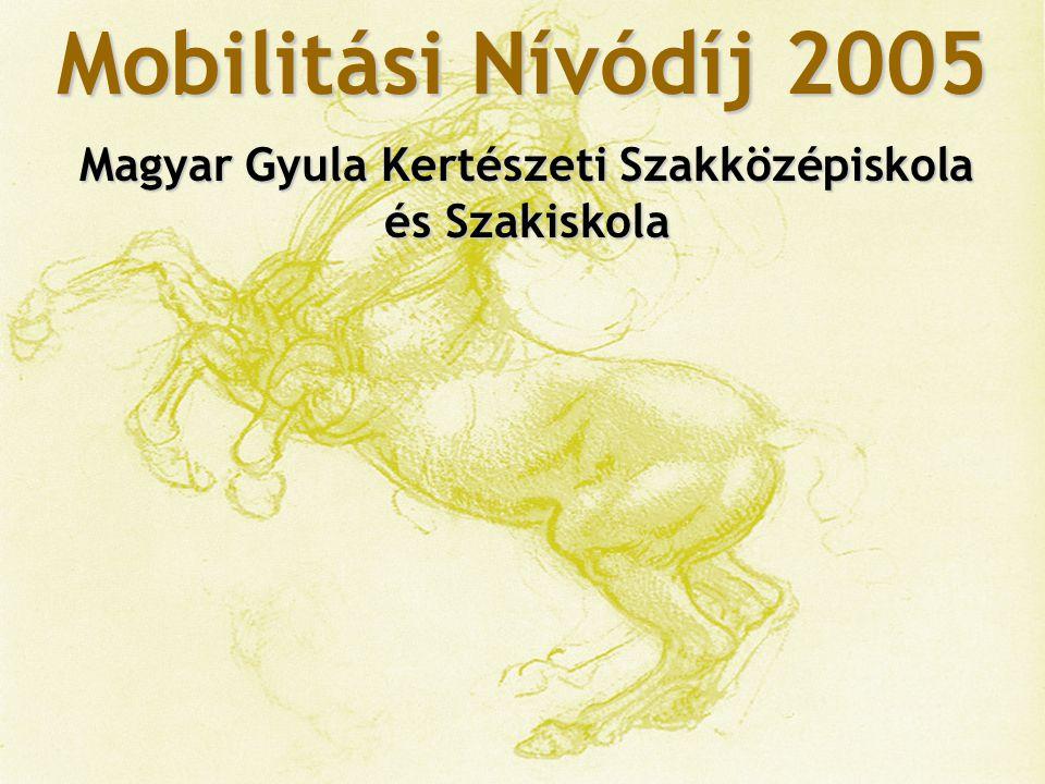 Magyar Gyula Kertészeti Szakközépiskola és Szakiskola