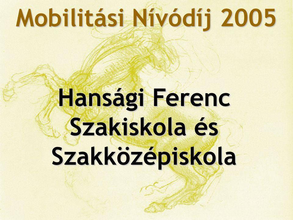 Hansági Ferenc Szakiskola és Szakközépiskola