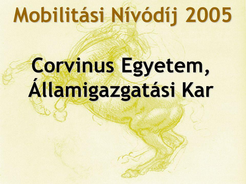 Corvinus Egyetem, Államigazgatási Kar