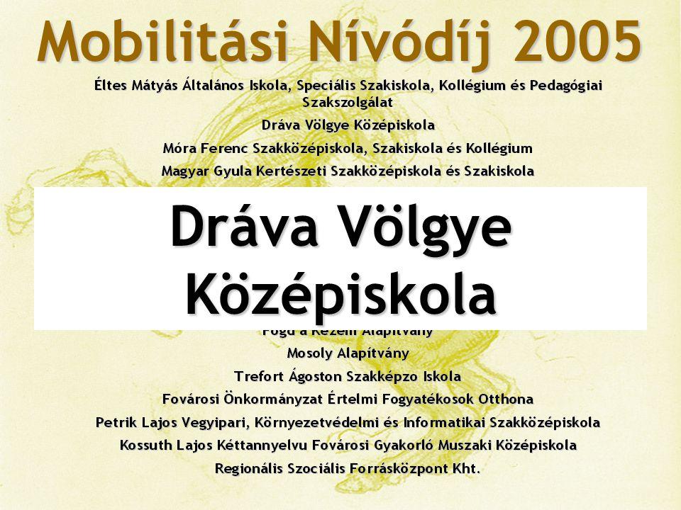 Dráva Völgye Középiskola