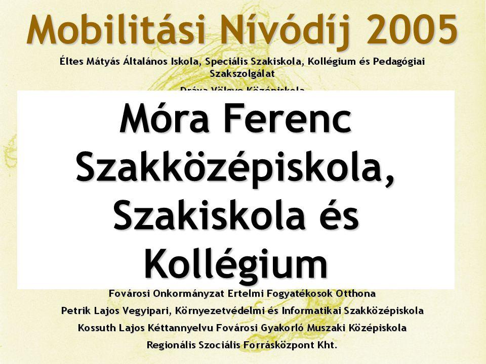 Móra Ferenc Szakközépiskola, Szakiskola és Kollégium