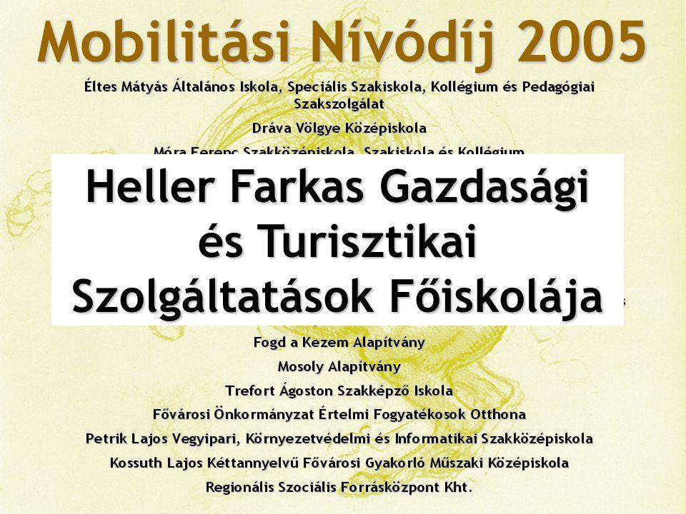 Heller Farkas Gazdasági és Turisztikai Szolgáltatások Főiskolája