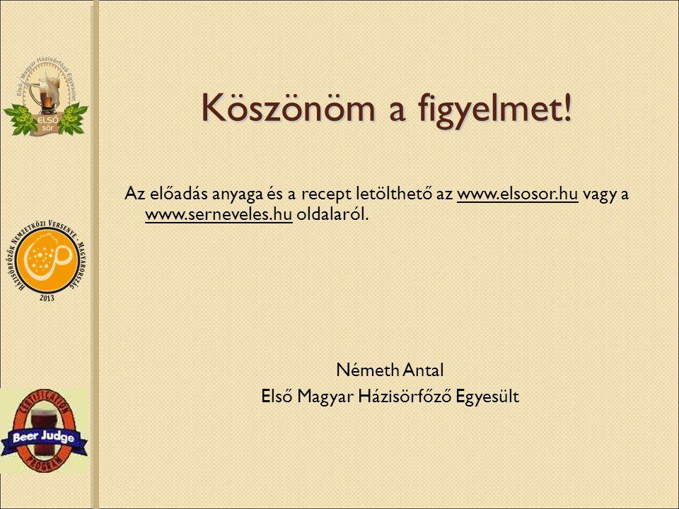 Első Magyar Házisörfőző Egyesült