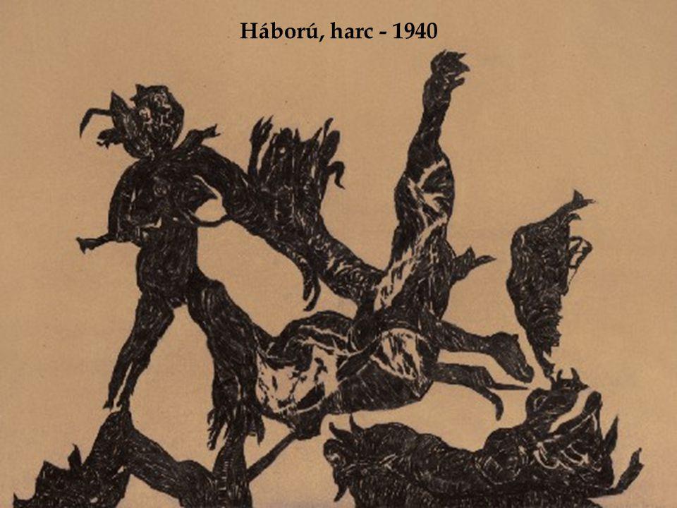 Háború, harc - 1940