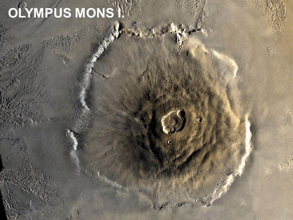 OLYMPUS MONS I.