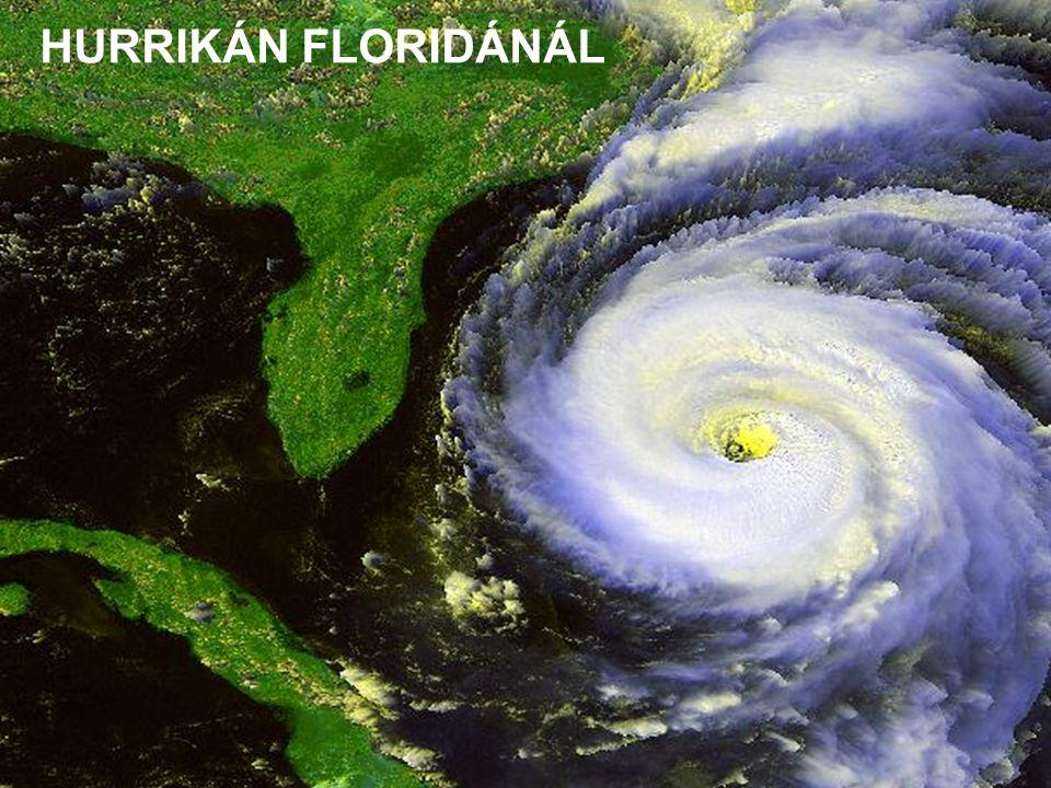 HURRIKÁN FLORIDÁNÁL