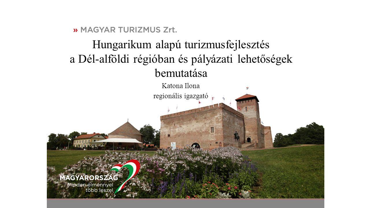 Hungarikum alapú turizmusfejlesztés a Dél-alföldi régióban és pályázati lehetőségek bemutatása